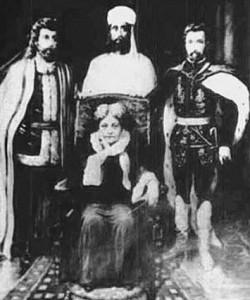 Mdm. Blavatsky y los Mahatmas