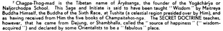 Shambhalla