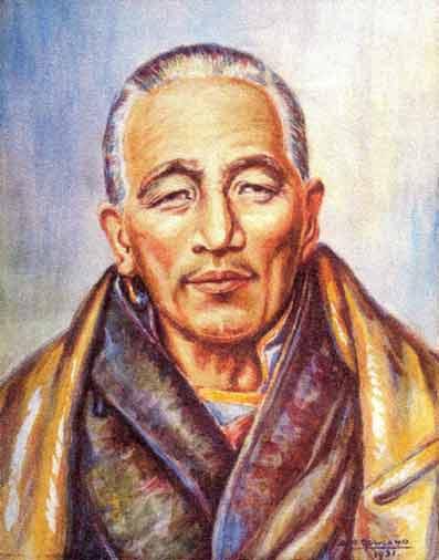 El Maestro Tibetano Djwhal Khul