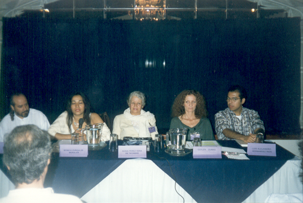 Festival del Nuevo Grupo de Servidores del Mundo 1998